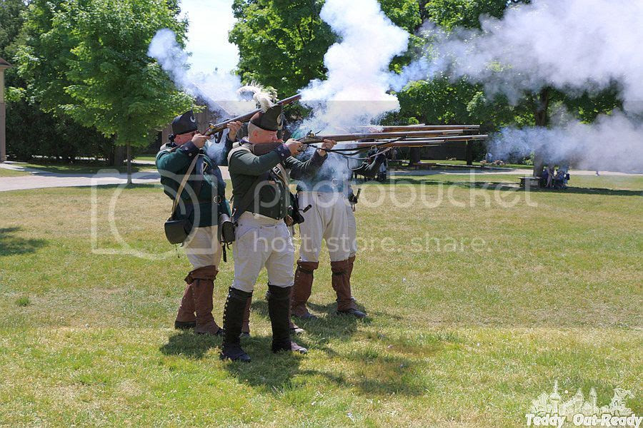Musket Demonstration