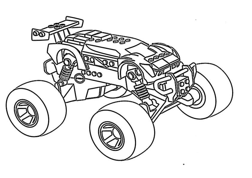 Ausmalbilder Kostenlos Monster Truck 10 Ausmalbilder Kostenlos