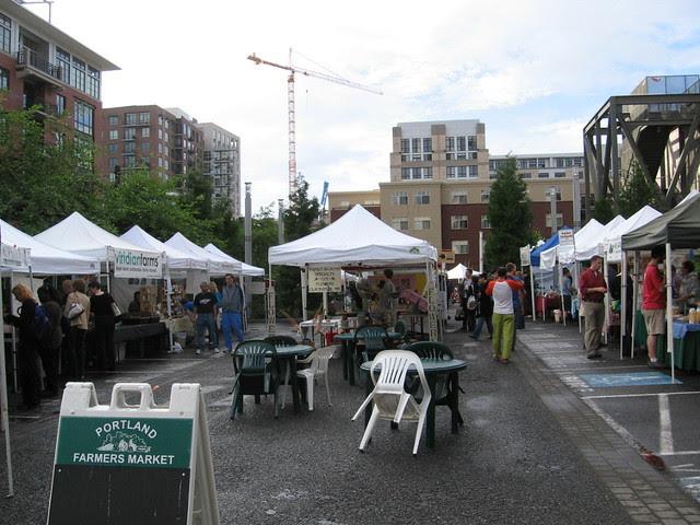 Portland Farmers Market, June 1st 2006