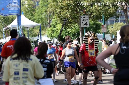 Lil' Sis Ran the Disneyland Half Marathon 5
