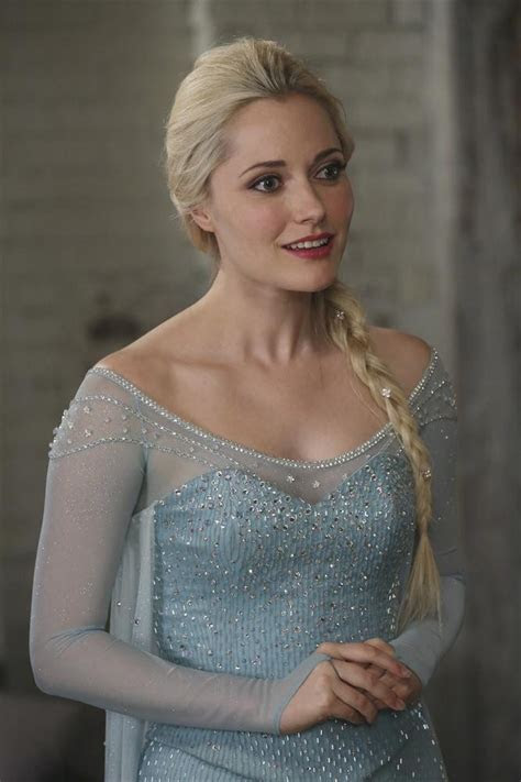 Once Upon a Time: Georgina Haig on Becoming Elsa and if