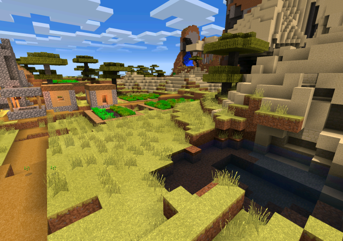 Minecraft Texture Pack Pe Faithful - Omong f