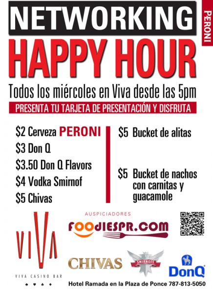 Professional Networking Happy Hours |
