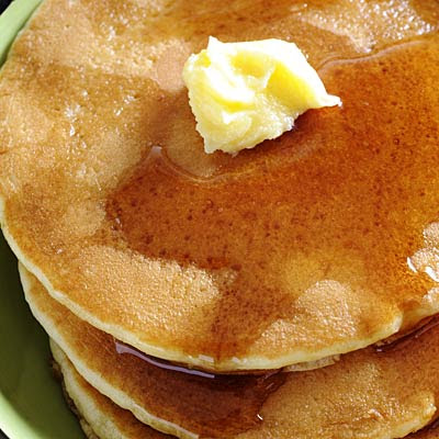 Pancakes - Surprising High-Sodium Foods - Health.com