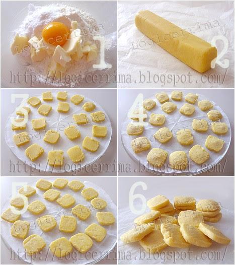 [ Cottura Biscotti di Pasta Frolla al Microonde senza Crisp ]