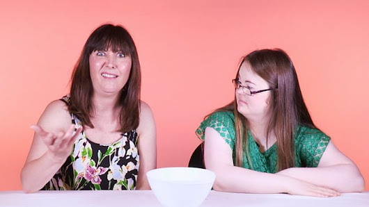 Things people with Down's Syndrome are tired of hearing... - BBC Three