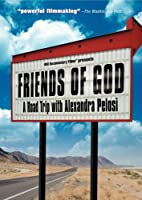 "Cover of ""Friends of God: A Road Trip wit..."