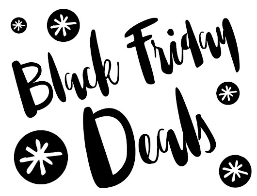 Black Friday Deals für Kreative - kreativfieber