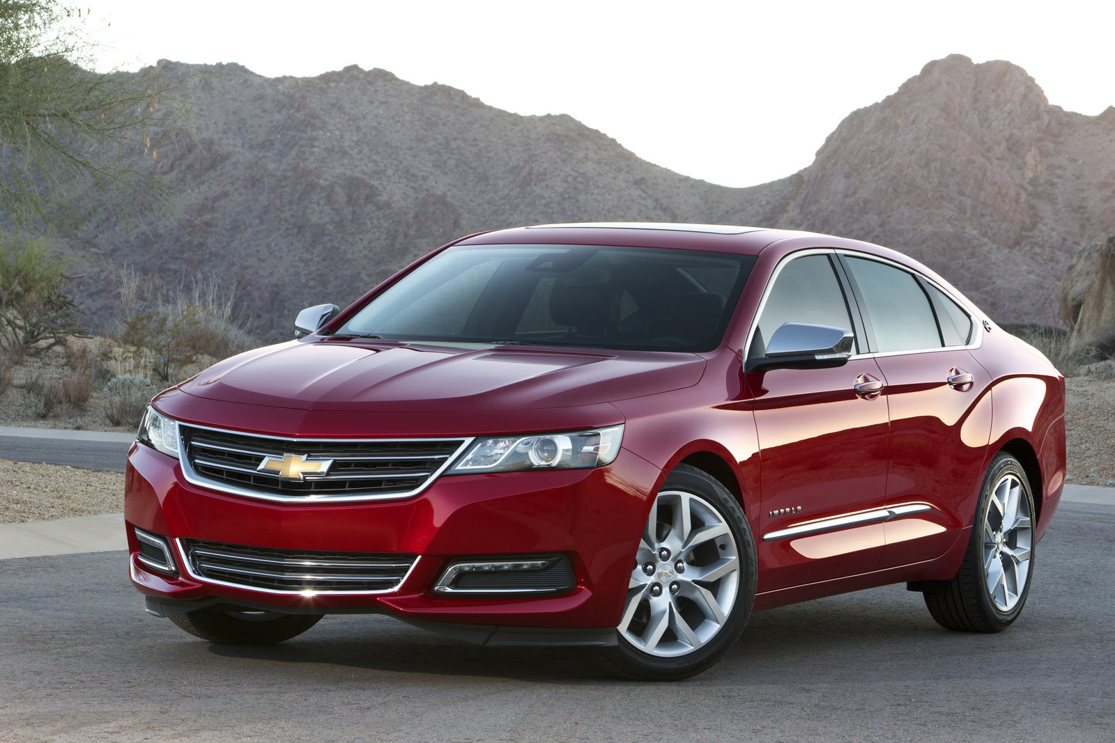 2014 Chevrolet Impala - Test Drive Review - CarGurus