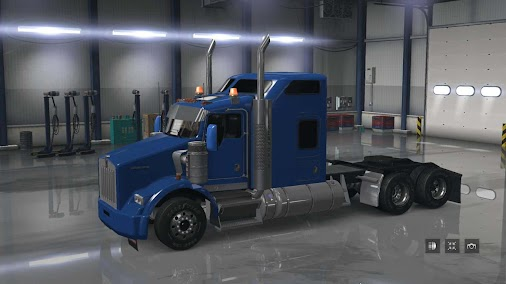 2016 Kenworth T800 v.0.5.4 Beta Comes with 7 cabins, 7 chasis and many tuning options. This version ...