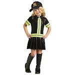 Fire Girl Child 8-10