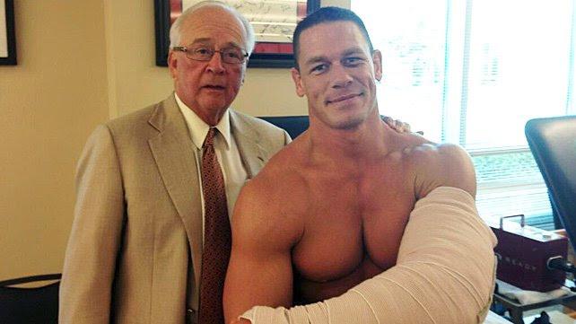 John Cena o rehabilitacji, powrocie oraz występie na WrestleManii