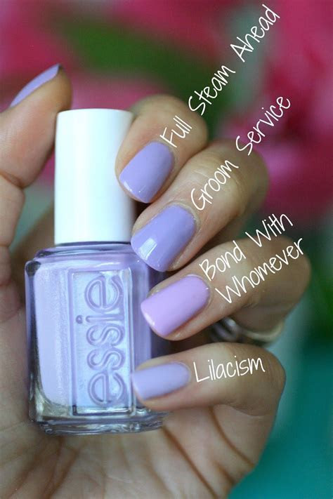 Essie Bridal 2016   Mrs. Always Right Collection Review