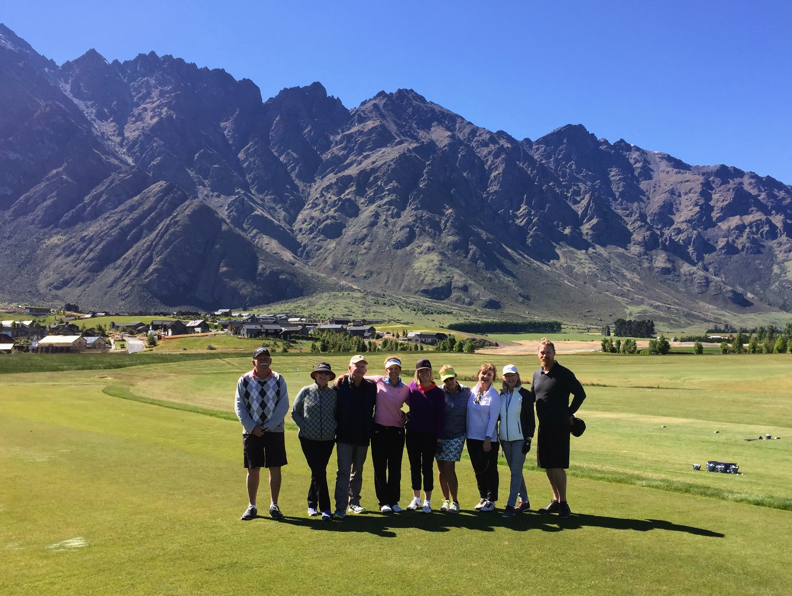 Queenstown Golf is the Best Golf  Golf  Tours Pty Ltd