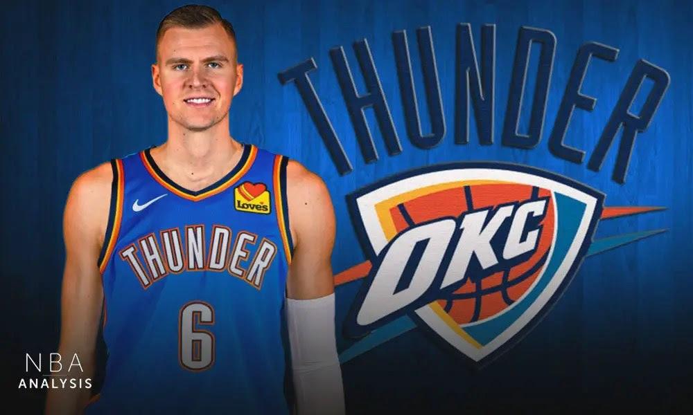 NBA Rumors: This Mavericks-Thunder trade features Kristaps Porzingis