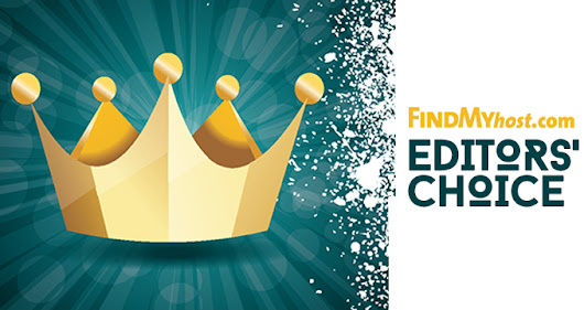 FindMyHost Releases January 2017 Editors' Choice Awards - FindMyHost