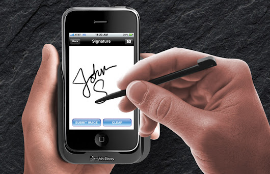 Bella Announces Electronic Signature Capture – eSignature - Bella Field Service Software