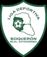 Escudo Liga Deportiva Boquerón