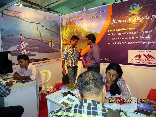 Hemarch Developers Collector N A Bungalow Plots at Kalamgaon Mahabaleshwar - Visit Sakal Agrowon Green Home Expo, 25th and 26th May, 2013
