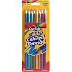 Cra-Z-Art Glitter Colored Pencils