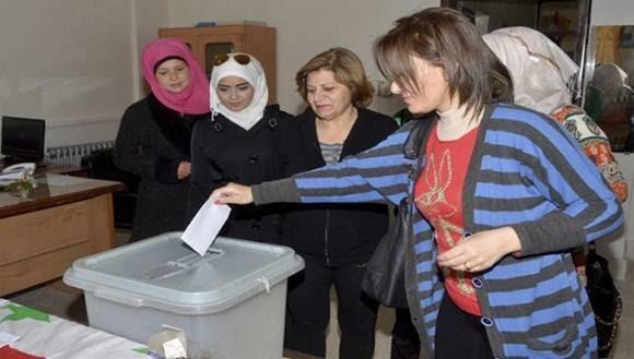 Los 200 candidatos de la lista Unión Nacional a la que pertenece el partido obtuvieron escaños y el índice de participación fue de 57,56 por ciento.