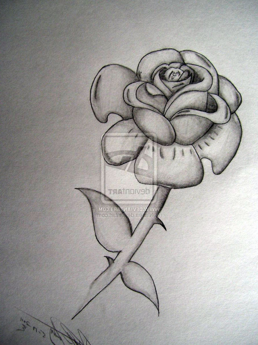 Pictures Of Black And White Rose Tattoos Cool Tattoos Bonbaden