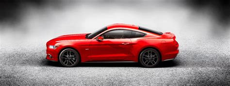 ford mustang vier zylinder fuer europa newcarzde