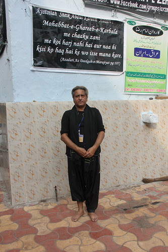 I Did My Kama Matam Here On Ashura Day 2012 by firoze shakir photographerno1