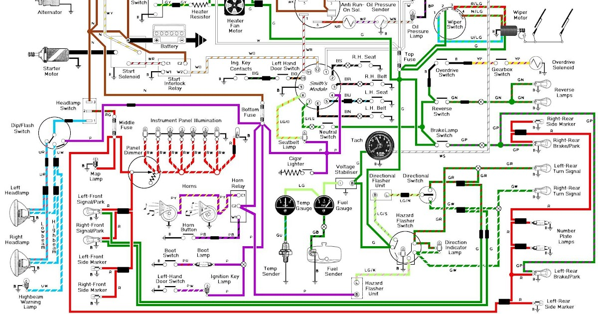 Toyota 1980 Wiring Harness Diagram | schematic and wiring ...