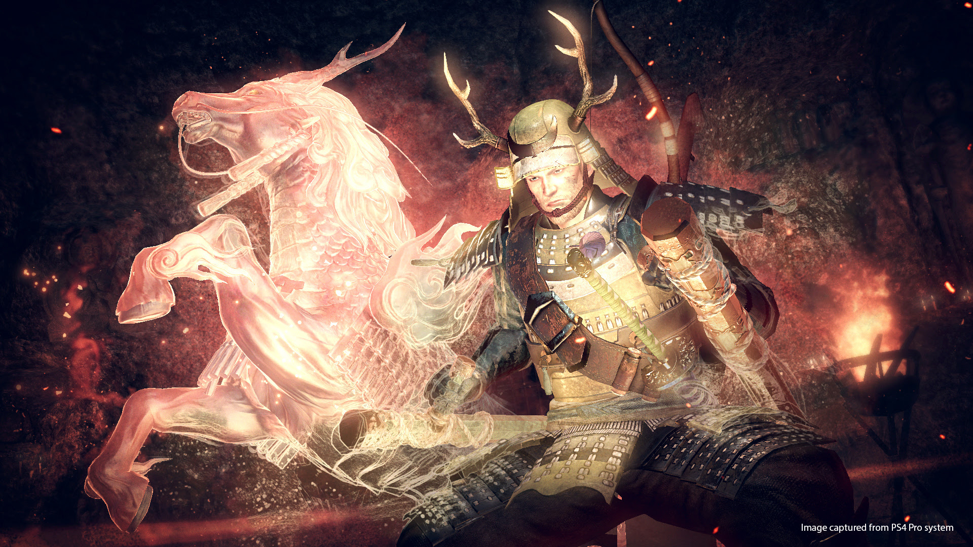 Nioh's Defiant Honor DLC should be another good one screenshot