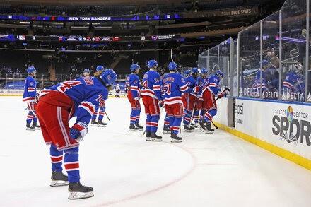 Rangers Look to Move Past 'Crazy' Season
