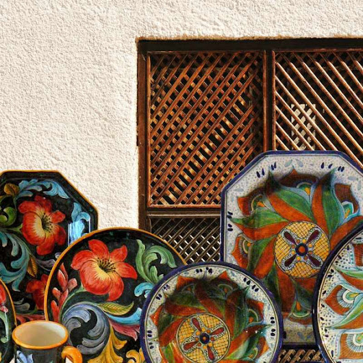 Talavera Pottery and Majolica Pottery:  The Gorgeous Difference