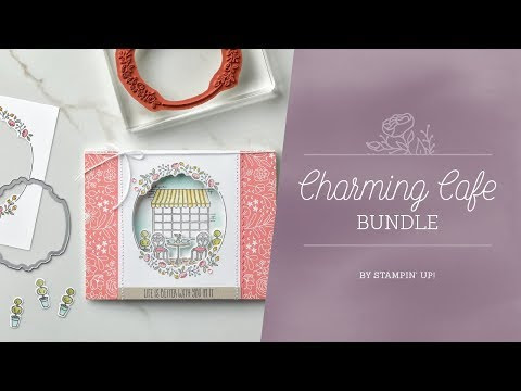 Charming Café Bundle by Stampin' Up!