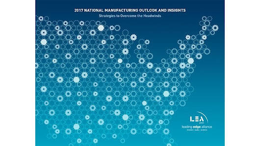 US manufacturers optimistic, expect revenue growth in 2017 - Aerospace Manufacturing and Design