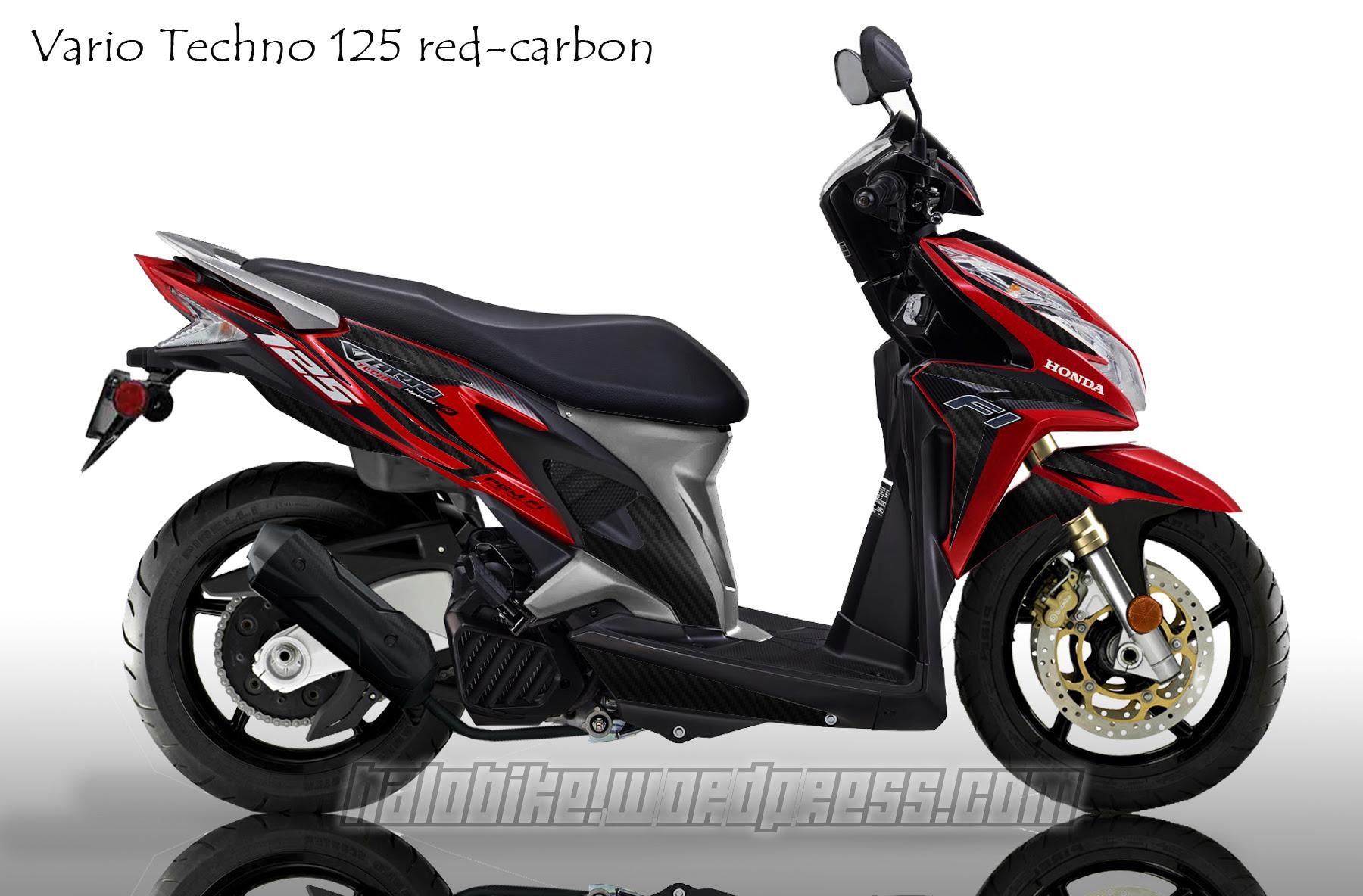 Modifikasi Motor Honda Vario 150 Esp Terlengkap Klobot Modif