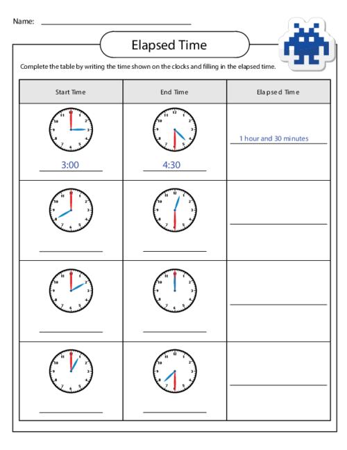 time worksheet new 662 time elapsed worksheets 3rd grade. Black Bedroom Furniture Sets. Home Design Ideas
