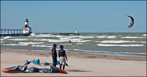 October Kitesurfing