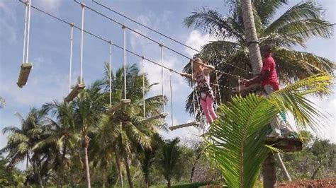 Melia Caribe Tropical: Ropes course   Melia Caribe
