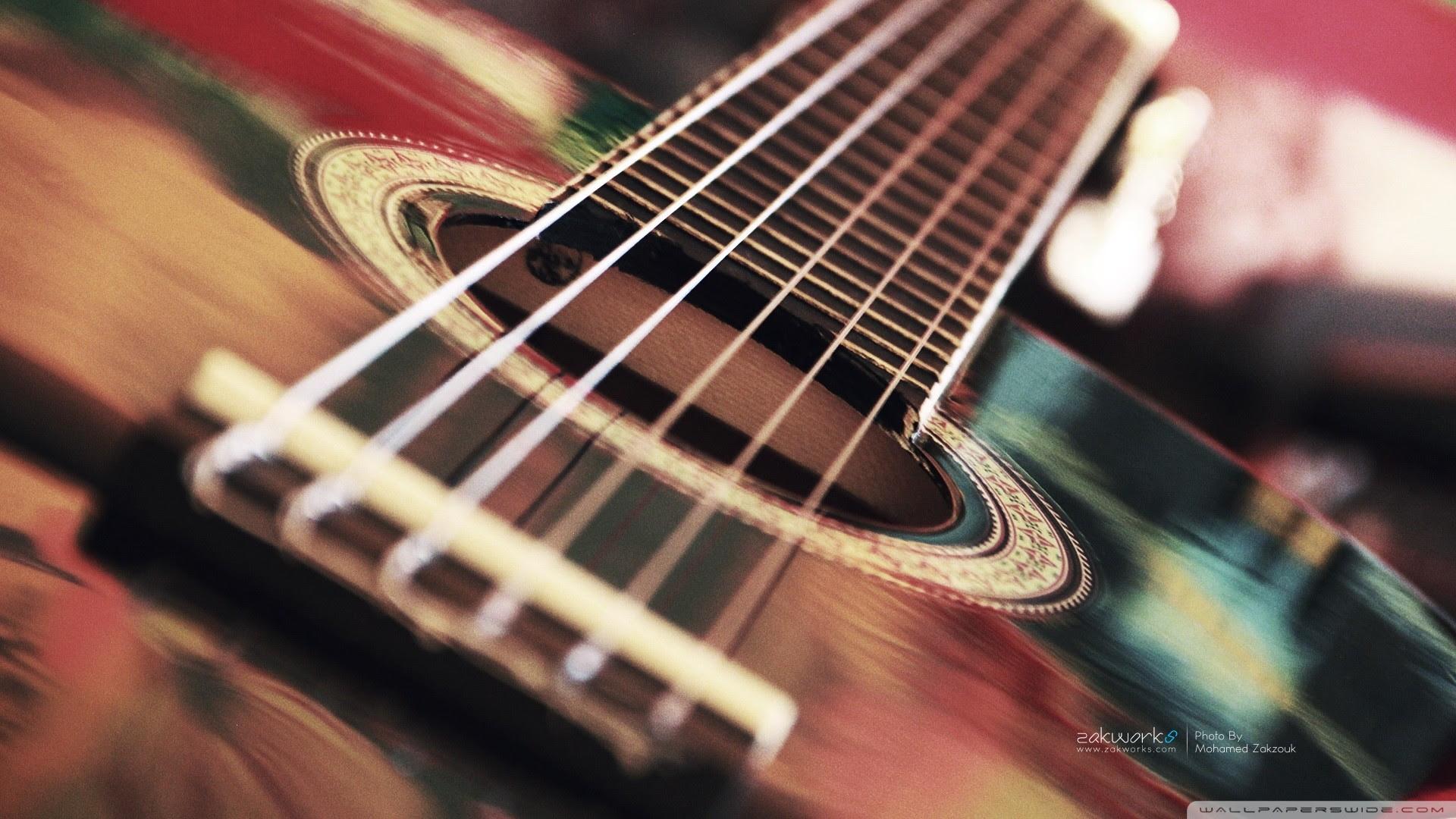 Acoustic Guitar Wallpaper Hd Download