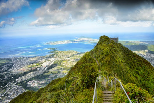 Haiku Stairs-Hawaii's Beloved Hike | Travels And Living