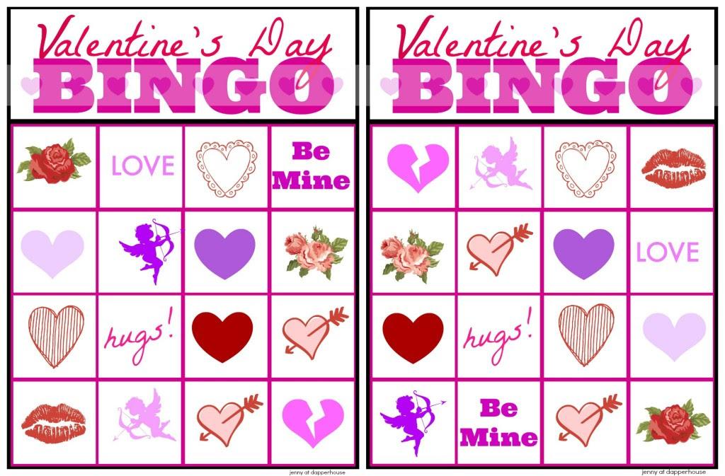 Day bingo