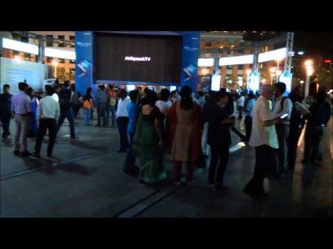 "Screening of ""AVRprankTV"" PRANKS at DLF Cyber Hub on April Fool's Day"