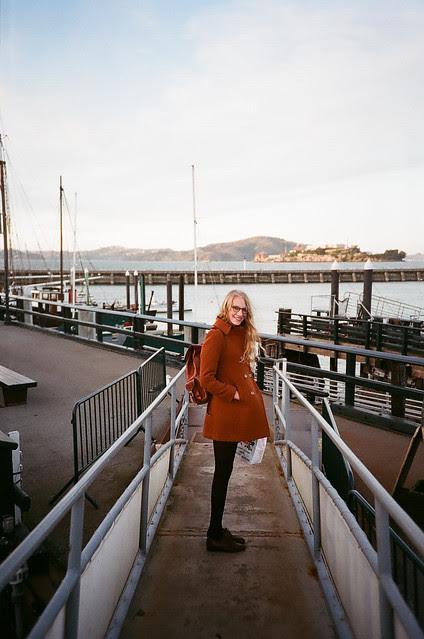 Sonja, Hyde Street Pier