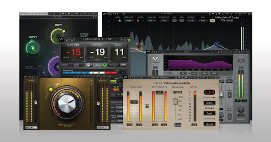 Plugins for Mastering | Waves
