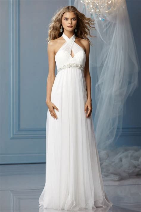 Best 25  Halter wedding dresses ideas on Pinterest