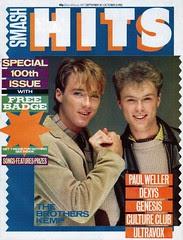 Smash Hits, September 30, 1982