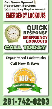 Lockout Services Stafford Tx
