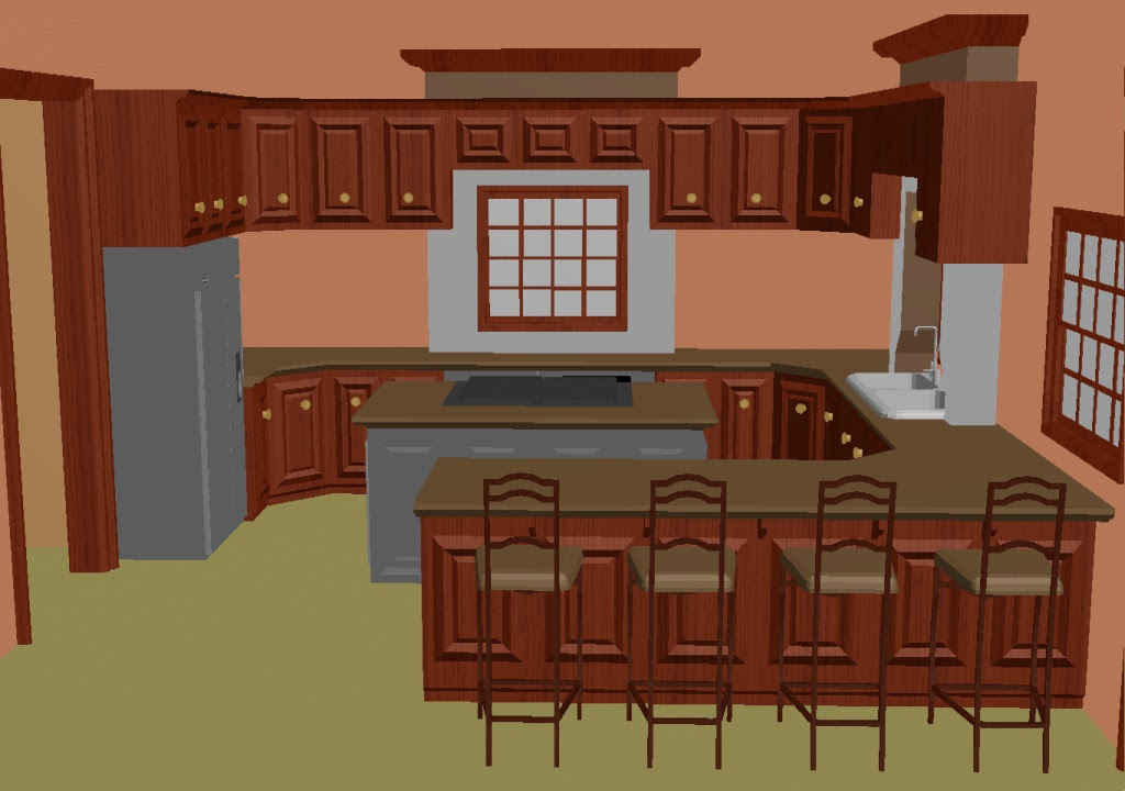 MMD Kitchen 01