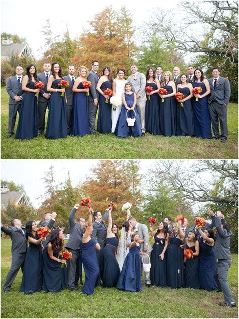 Dallas wedding photographer, bridal party, navy bridesmaid