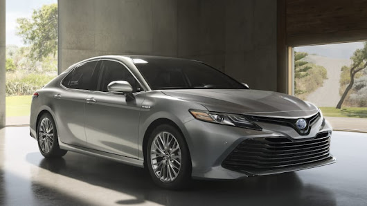 2018 Toyota Camry: Made in America, great again